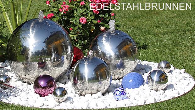 Designer Brunnen Zimmerbrunnen Edelstahlbrunnen Gartenbrunnen