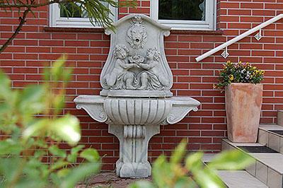 Wandbrunnen f r garten bestseller shop mit top marken - Garten wandbrunnen ...